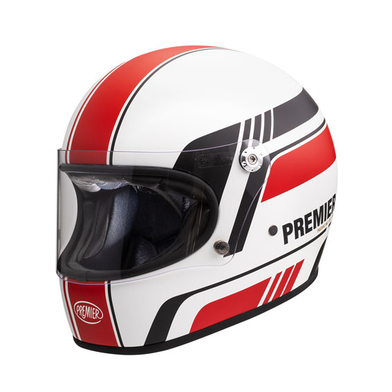 VINTAGE YEAR FOR PREMIER HELMETS