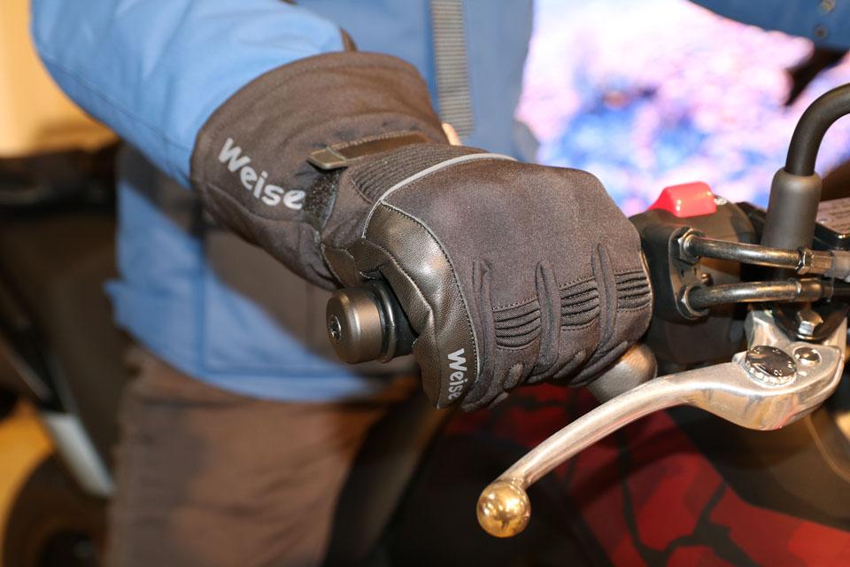New Weise Nomad winter gloves